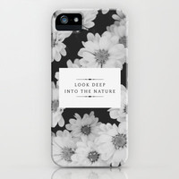 The Nature iPhone Case by Galaxy Eyes | Society6