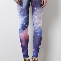 Galaxy World Leggings