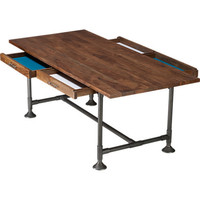 hearty table 36x82 in dining tables | CB2