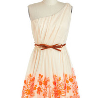 Going Acoustic Dress | Mod Retro Vintage Dresses | ModCloth.com