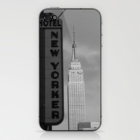 Hotel New Yorker Phone Skin by Shy Photog | Society6