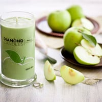 Apple Slice Candle - All Natural Soy Candles By Diamond Candles
