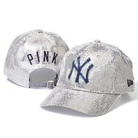 New York Yankees Bling Baseball Hat