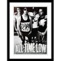 "Amazon.com: All Time Low Tour Poster Approx 34"" X 24"" Inch (87 X 60) Large: Everything Else"