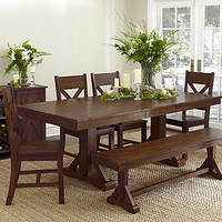 Mahogany Verona Dining Collection | Dining Room Furniture| Furniture | World Market