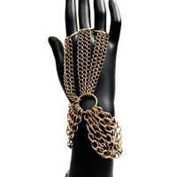 GYPSY WARRIOR - Chain Mail Slave Bracelet
