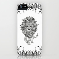 LiON iPhone Case | Print Shop