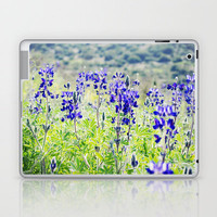 Wild Lupine Laptop & iPad Skin by Around the Island (Robin Epstein) | Society6