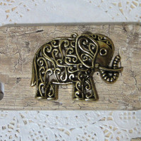 Hollow ornate elephant  IPHONE 4 case fits for iPhone 4 by HaHaCup