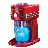 Nostalgia Electrics FBS400RETRORED Frozen Beverage Maker: Kitchen & Dining