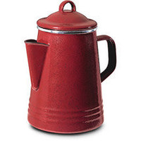 Paula Deen 8 Cup Percolator, Red