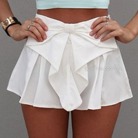 BOW SHORTS , BOTTOMS,,Shorts Australia, Queensland, Brisbane