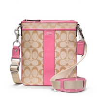 Coach :: Signature Swingpack