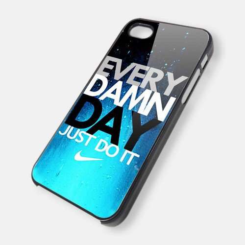 Every Damn Day Nike New Design iPhone 5 from monggodiborongbrowh