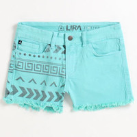 Lira Row Shorts at PacSun.com