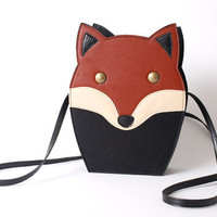 Mr fox bag by TitinaStore on Etsy