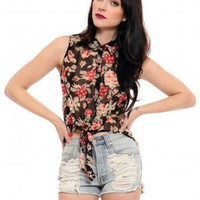 Laurel Blossom Blouse - Clothes | GYPSY WARRIOR