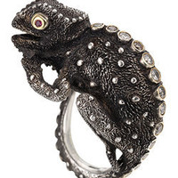 Max &amp; Chloe - Manya &amp; Roumen Night Chameleon Ring - Max and Chloe