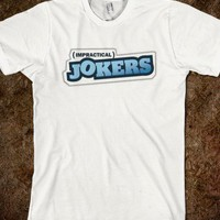 Impractical Jokers Logo (Blue)