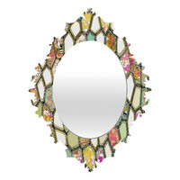 DENY Designs Home Accessories | Ingrid Padilla Cells Baroque Mirror