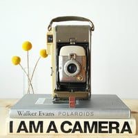 Vintage Polaroid Model 80a Highlander Land Camera