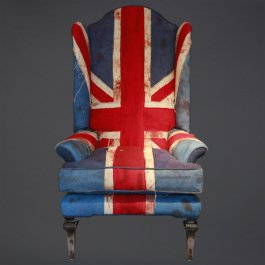 &quot;Union Jack&quot; - Furniture