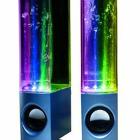 Soundmaster Dancing Water Speakers: Toys & Games