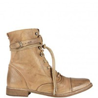 Vintage Lace Up Boot
