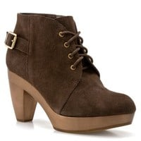 N.Y.L.A. Kirra Bootie Ankle Boots & Booties Boots Women's Shoes - DSW