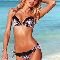 Gorgeous Push-up Halter Top - The Gorgeous Swim Collection - Victoria&#x27;s Secret