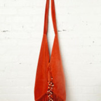 MK Totem Shelby Fringe Tote at Free People Clothing Boutique