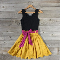 Spin and Loom Dress