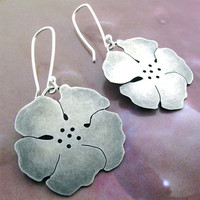 The Dalles Mountain Buttercup Earrings by catherinechandler