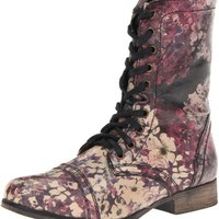 Amazon.com: Steve Madden Women's Blomm Ankle Boot: Shoes
