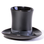 Top Hat Tea Cup and Saucer