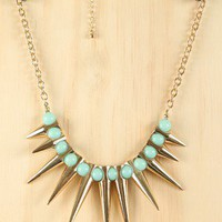 Aim For The Edge Necklace