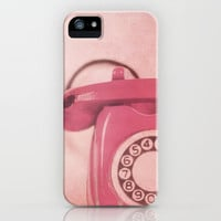 LET&#x27;S TALK ABOUT IT ... iPhone Case by  VIAINA | Society6