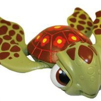 "Amazon.com: Swimways FINDING NEMO Sea Turtle Squirt Swimming 8"" Pool Bath Toy: Toys & Games"