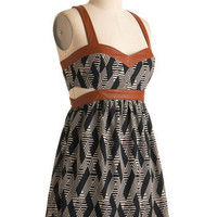 Angle of Opportunity Dress | Mod Retro Vintage Dresses | ModCloth.com