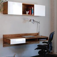 MASH Studios LAX Wall Mounted Desk