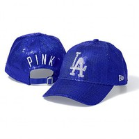 Los Angeles Dodgers Bling Baseball Hat