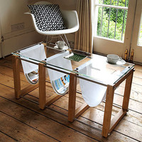 susu coffee table by kartimarket | notonthehighstreet.com