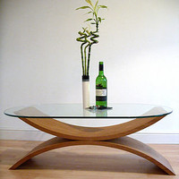 reflections coffee table by chipp designs | notonthehighstreet.com