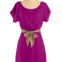 Unbelievable Dress in Fuchsia | Mod Retro Vintage Dresses | ModCloth.com