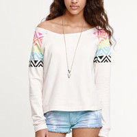 Billabong High Note Pullover Fleece