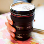 The Camera Lens Mug