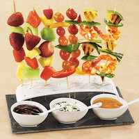 Skewer Station @ Fresh Finds