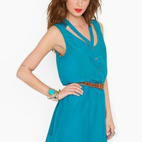 Hamptons Cutout Dress in  Clothes at Nasty Gal