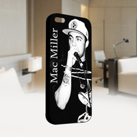 Mac Miller - Photo on Hard Cover For Iphone 4 / 4S Case, iPhone 5 Case - Black, White, Clear