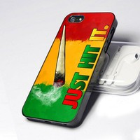Nike Just Hit It 5 New design for iPhone 5 Case